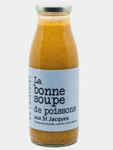 Soupe St Jacques