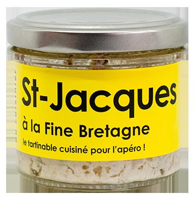 St-Jacques fine